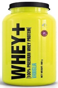 Whey+ (Whey Protein Premium) - 4 Plus Nutrition