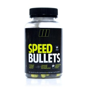 Speed Bullets (120 caps) - PNT