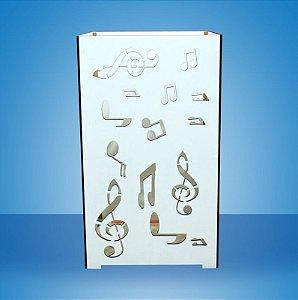Base de Notas Musicais