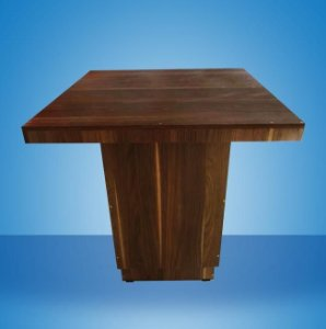 Mesa Rústico Lisa.