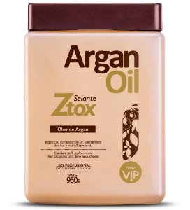Vip Argan Oil Ztox Selante Capilar 950g