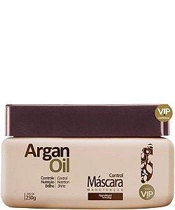Vip Argan Oil Mascara de Hidratação Control Mascara New Vip 250gr