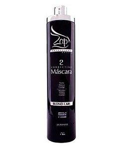 Zap Mascara Matizadora Profissional Blond care litro