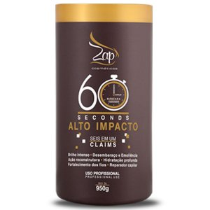 Máscara Alto Impacto Express 60 Seconds 950g