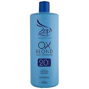 Ox Blond Agua Oxigenada 20v 900ml