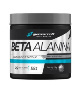 BETA ALANINA 130G - BODYACTION