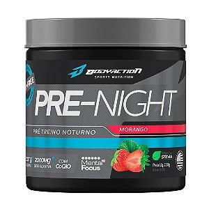 PRÉ NIGHT - BODYACTION