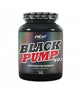 BLACK PUMP NO3 675G - NBF