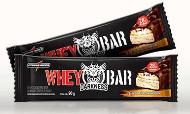 WHEY BAR DARKNESS - UND - INTEGRALMEDICA