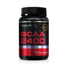 BCAA 2400 60 TABLETES - PROBIOTICA