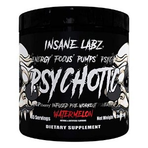 PSYCHOTIC BLACK 35 DOSES - INSANE LABZ