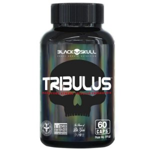 TRIBULUS TERRESTRIS 60 CAPS - BLACK SKULL