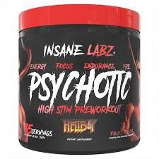 PSYCHOTIC HELLBOY 35 DOSES - INSANE LABZ