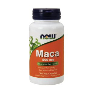 MACA PERUANA 500MG - NOW