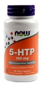 5 HTP 100MG - NOW