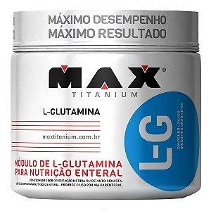 L-GLUTAMINA - MAX TITANIUM