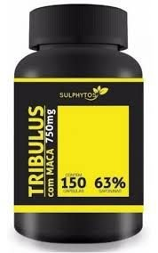 TRIBULUS COM MACA 500MG - SULPHYTOS