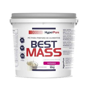 BEST MASS 6KG - HYPER PURE