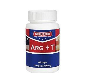 ARG + T 60 CÁPSULAS - AMERICAN BUILDERS