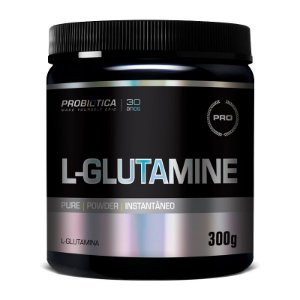 L-GLUTAMINA - 300G - PROBIÓTICA
