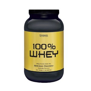 100% WHEY - ULTIMATE NUTRITION