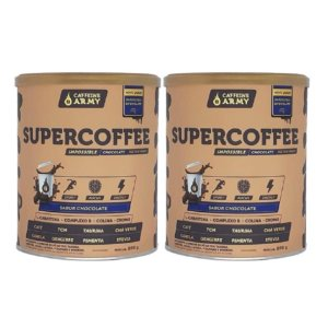 COMBO 2X SUPERCOFFEE CHOCOLATE - CAFFEINE ARMY