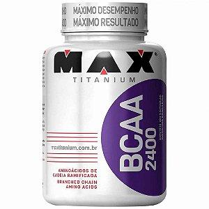 BCAA 2400 - CÁPSULAS - MAX TITANIUM
