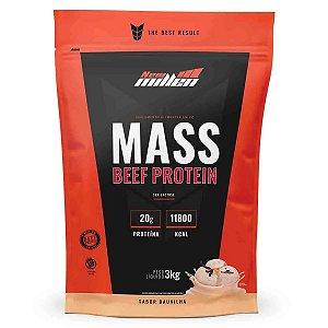 MASS BEEF PROTEIN - NEW MILLEN