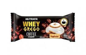 WHEY GREGO BAR COFFEE CREAM
