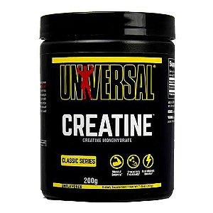 CREATINA  - 200G - UNIVERSAL