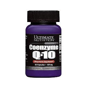 COQ 10 30 CÁPSULAS 100MG - ULTIMATE NUTRITION