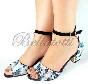 a8407206c Sandália Bellatotti Bassa Beige - Bellatotti Calçados
