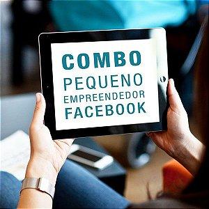 Combo Design Pequeno Empreendedor Facebook