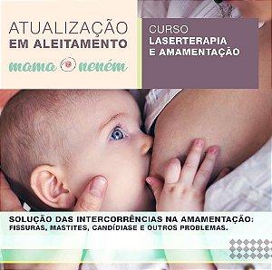 Curso de Laserterapia em Amamentação - SETEMBRO/2018 - SP