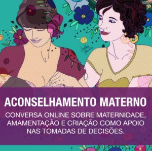 Aconselhamento Materno: bate papo online