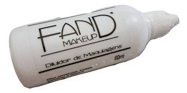 Diluidor de Maquiagens Fand - 60ml