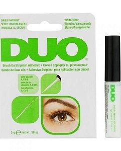 Cola DUO para cilios postiços 5gramas - Com pincel/aplicador