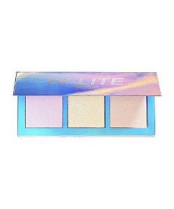 Paleta Iluminador Hi-lite Opals Lime Crime com 03 cores