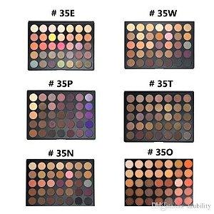 Paleta de Sombra Morphe Brushes - 35 cores