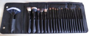 Kit de Pincel Brush Set da Coastal Scents 22 peças