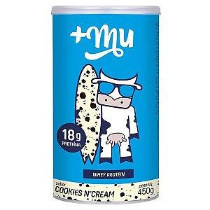 Proteína sabor Cookies 'n' Cream +Mu 450g