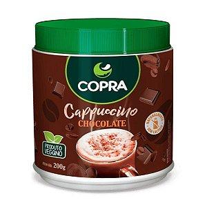 Cappuccino Chocolate Copra 200g