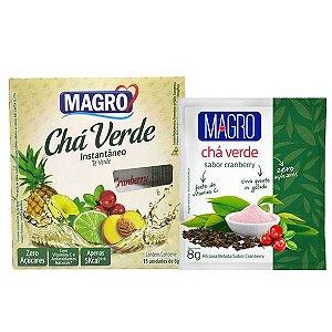 Chá Verde com Cranberry Magro Caixa 15 un