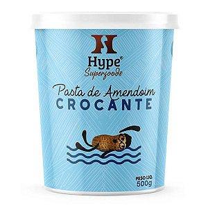 Pasta de Amendoim Crocante Hype 500g
