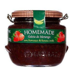 Geleia de Morango com Biomassa Homemade 250g