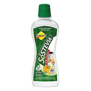 Adoçante Líquido Stevia Só Stevia 80ml