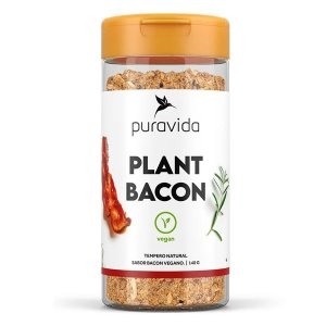 Tempero Bacon Vegano Pura Vida 140g