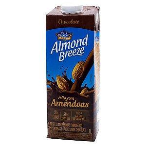 Leite Amêndoas com Chocolate Almond Breeze 1L