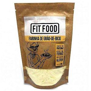 Farinha de Grão de Bico Fit Food 200g