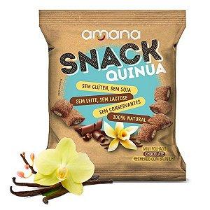 Snack de Quinoa com Baunilha Amana 40g